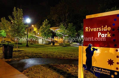 Riverside Park, Easton, PA 5/23/2013