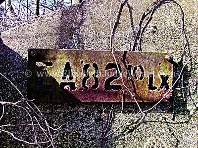 Along Karl Stirner Arts trail, Easton, PA