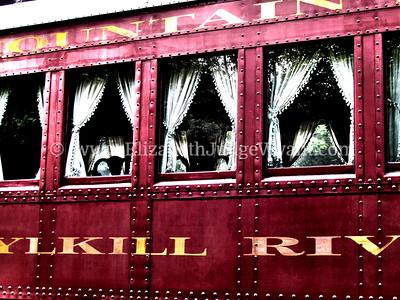 Train, Jim Thorpe, PA