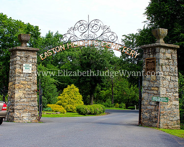 Easton Heights Cemetery, Easton, PA