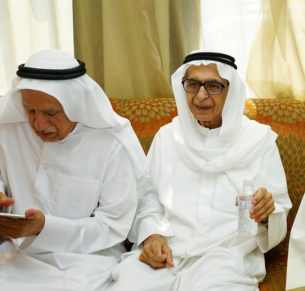 جاسم محمد ملا حسين محمد التركيت و نزار عبدالرحمن ملا حسين عبدالله التركيت