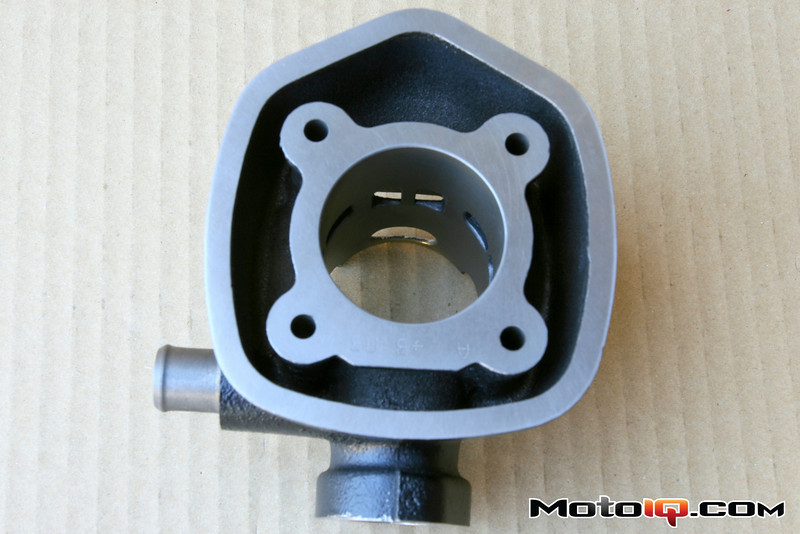 Malossi big bore kit cylinder for aprilia SR50