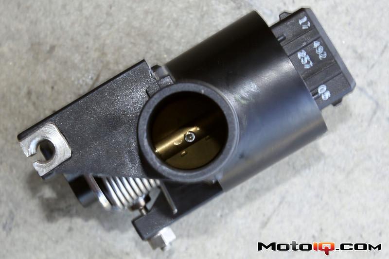 big bore aprilia SR50 throttle body