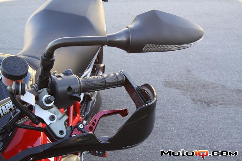 Ducati project hypermotard