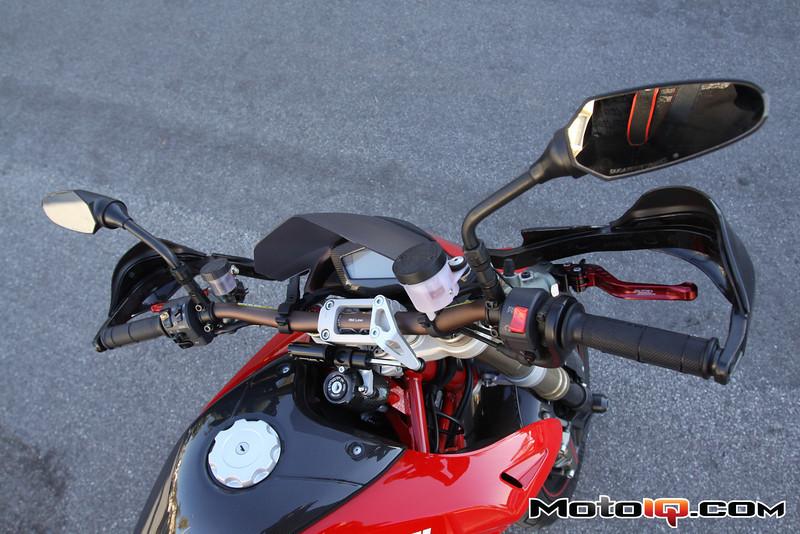Project Ducati Hypermotard