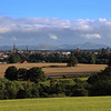 A view of Shrewsbury town centre from Hencote