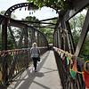Greyfriars Bridge, Coleham.
