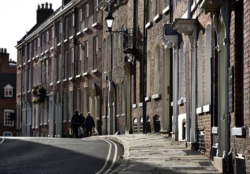 St. Johns Hill, Shrewsbury.