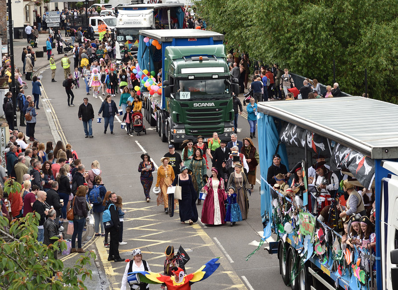 Shrewsbury Carnival.