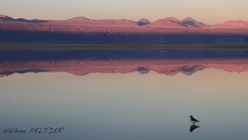 Laguna de Tebinquiche, Chile