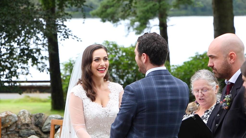 wedding video altskeith