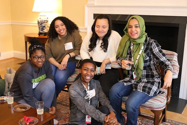 2017 College Age Tea