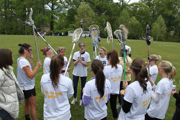 Alumnae Lacrosse Game 2012