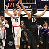 COLLEGE BASKETBALL: JAN 19 Gonzaga at Portland