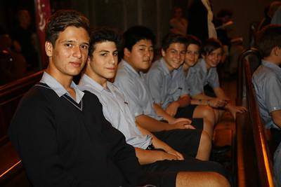 Class of 2017, Opening Massl 2012