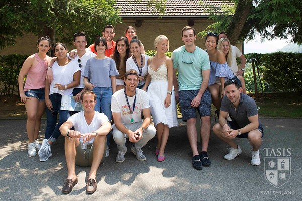 Class of 2007 Reunion - Lugano
