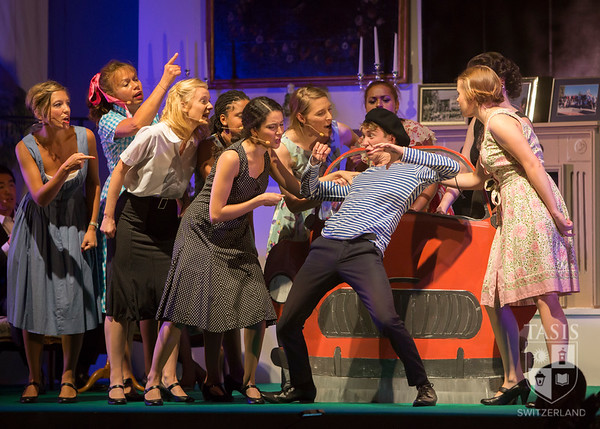 MCF: What a Life!  An Original Musical by Todd Fletcher