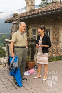 A Visit to Villa Negroni