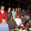 Jan. 29, 2013 MAC Dinner - Knoxville, TN at Calhoun's On the River
