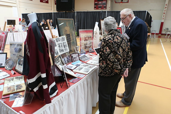 Athletic Hall of Fame Opening