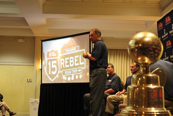 2015 Rebel Road Trip - Memphis