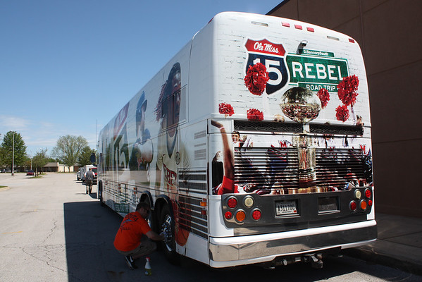 2015 Rebel Road Trip - Tupelo