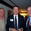 Conrad Mehan '77, Charles Stribling '71 and Phil Wislar '87