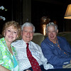 Joan & Dave Davis '55 with Dan Blalock '49.