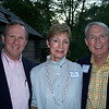 Curtis Baggett '65 with Ann & Rody Sherrill '56.