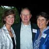 Vicki Daughdrill, Ed Michaels '60 & Joanne Michaels