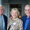 Kirk Walker '69, Elaine and Bill Watts '50