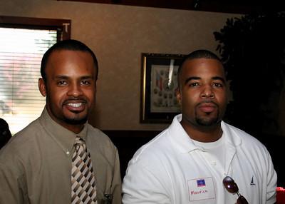 August 2007 Jackson Key City Reception