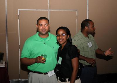 August 2007 Memphis Key City Reception
