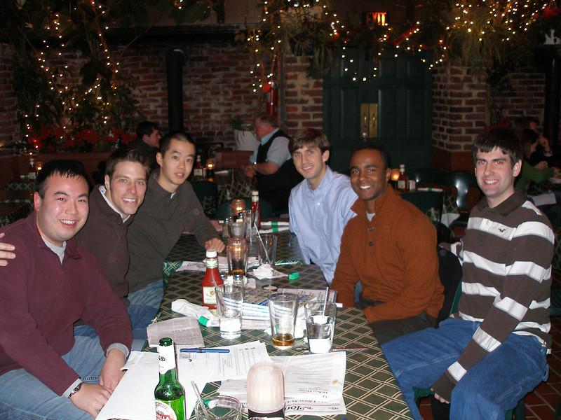 DC Area MAC Dinner.