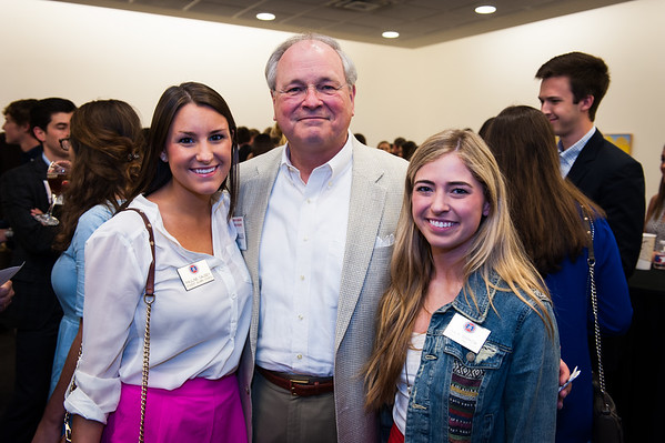 2015 Spring Alumni Board Reception