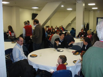 Ole Miss vs. DePaul Pre-game Reception