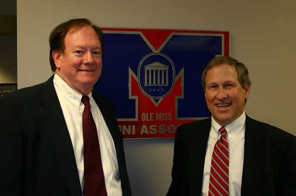 February 2006 Coach Vaught Reception