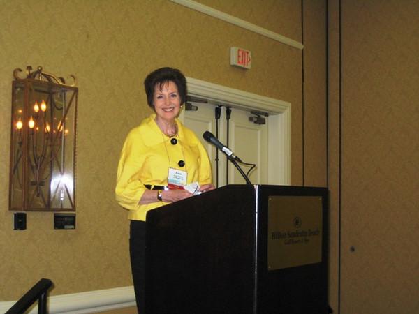 Law Alumni Chapter President Elect Aleita Sullivan