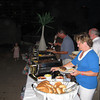 The Lamar Order Cookout took place on the Sandestin Hilton's deck that overlooks the beach