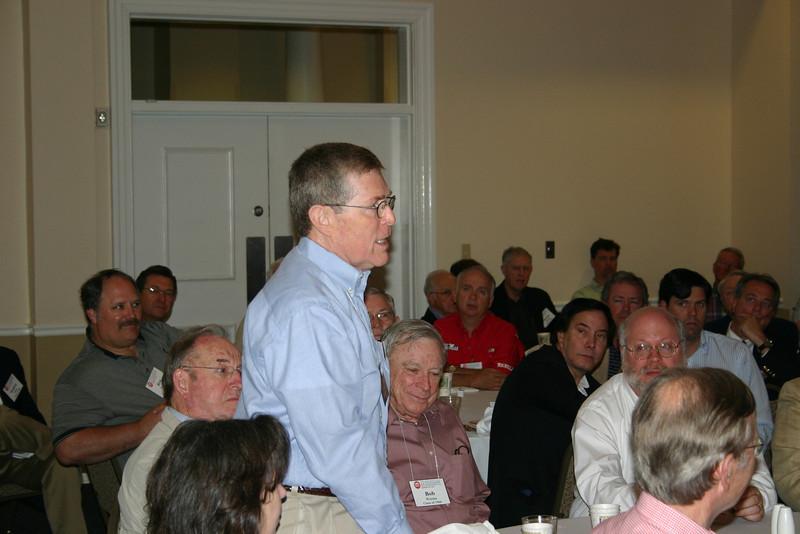 Former law school dean, Sam Davis, asks members to please send him John Fox stories