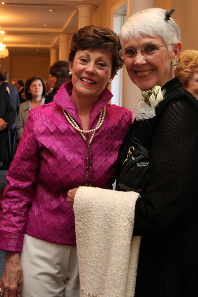 Mary Ann Fruge and Norma Bourdeaux