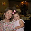 Mary Thompson (MEd 08) with daughter, Lucy