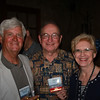 MS Supreme Court Justice Mike Randolph (JD 74) with Harry Allen (BBA 55, LLB 59) and Mary Libby Payne (BA 54, LLB 55)