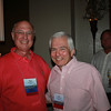 Guy Mitchell (JD 68) with Lamar Order Chairman Don Fruge' (BBA 67, JD 70)