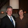 Flip Phillips (BA 69, JD 72) and Susan Mitchell (MA 00)