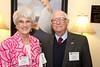 Peggy Threadgill with Hon. Fred Wicker (LL.B. '48)