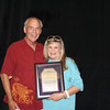 2012 UM Law Alumnus of the Year Scotty Welch (LLB 64) with his wife, Mary Anne