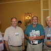Guy Mitchell (JD 68), Philip Gaines (JD 86), Ben Piazza (BA 72, JD 76) and John McCullouch (JD 78)