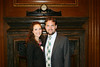 Ashley Frye (BBA 08, MBA 09) with her husband Kevin Frye (JD 05) before he was sworn in as a member of the US Bar.