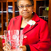 Constance Slaughter-Harvey was inducted into the university's Law Alumni Hall of Fame.